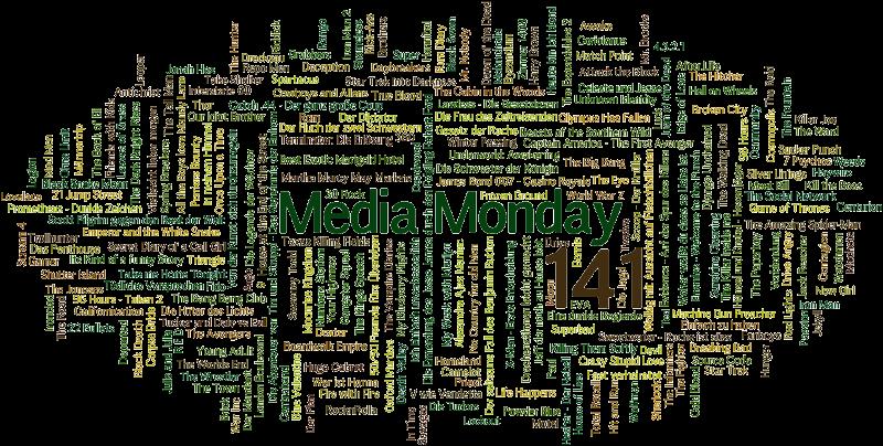 Media Monday #141