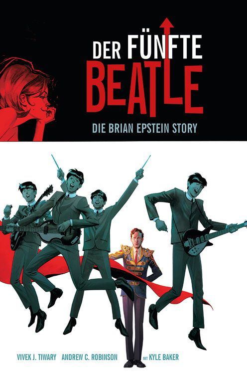 Der fünfte Beatle: Die Brian Epstein Story | © Panini