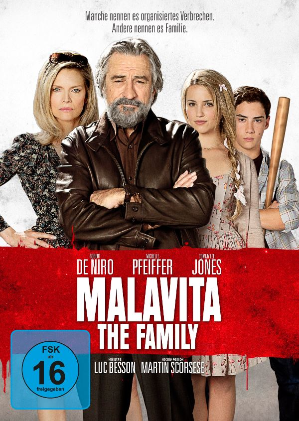 Malavita - The Family | © Universum Film