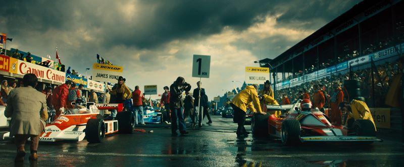 Szenenbild aus Rush - Alles für den Sieg | © Universum Film