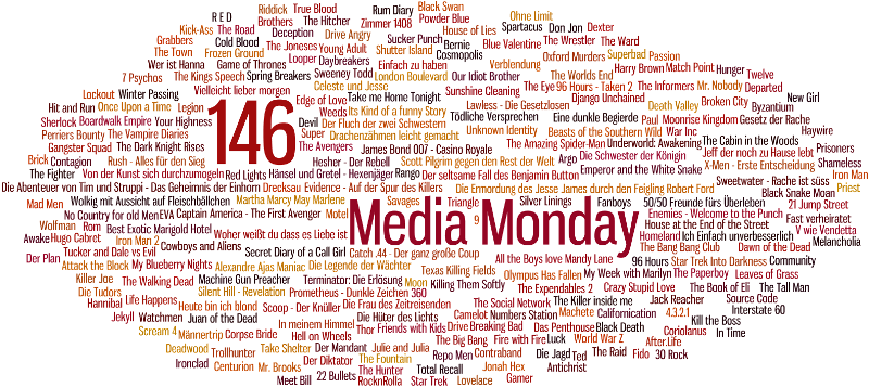 Media Monday #146