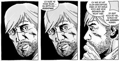 Ausschnitt aus The Walking Dead 7: Vor dem Sturm | © Cross Cult