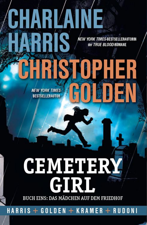 Cemetery Girl 1: Das Mädchen auf dem Friedhof | © Panini