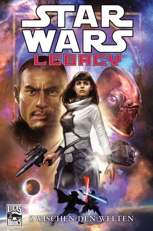 Star Wars: Legacy II, Teil 1: Zwischen den Welten | © Panini