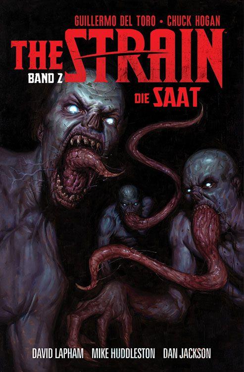 The Strain – Die Saat 2 | © Panini