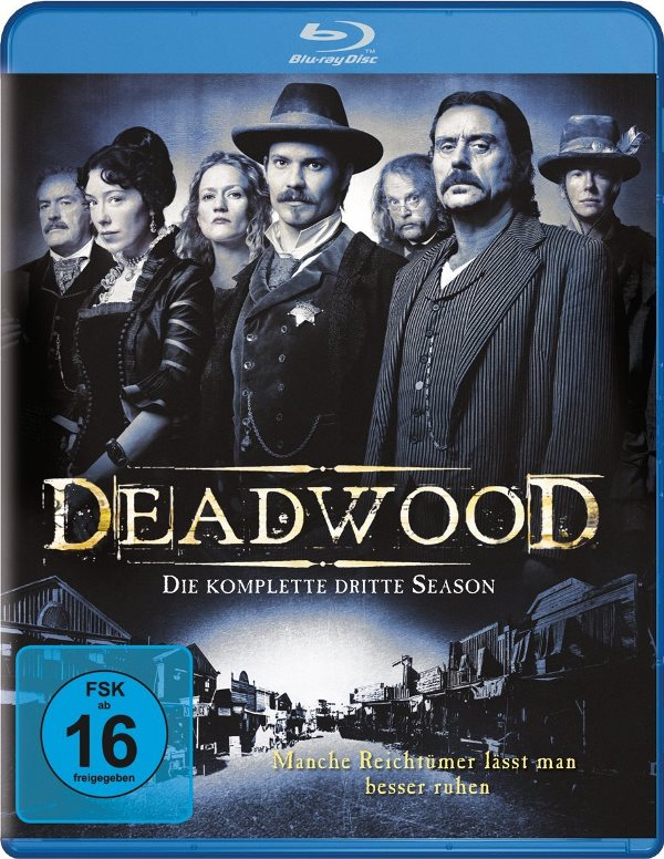 Deadwood   © Paramount Pictures