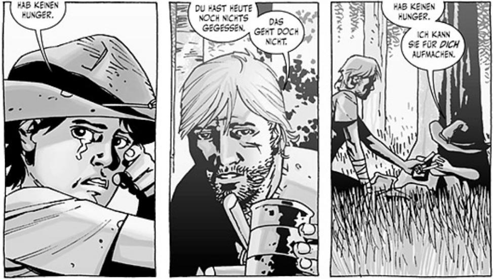 Ausschnitt aus The Walking Dead 9: Im finsteren Tal | © Cross Cult