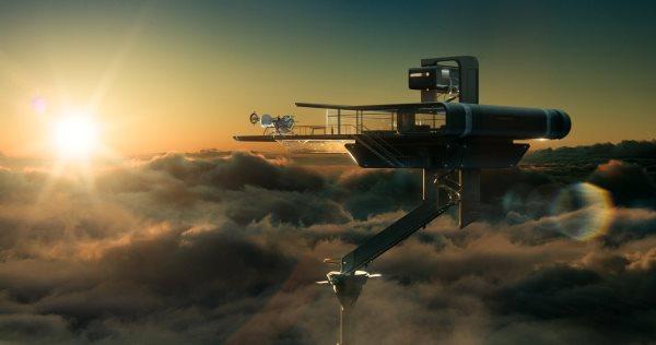Szenenbild aus Oblivion | © Universal Pictures