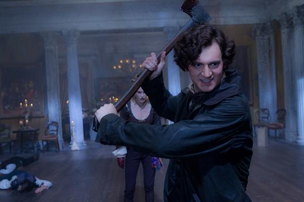 Szenenbild aus Abraham Lincoln Vampirjäger | © Twentieth Century Fox
