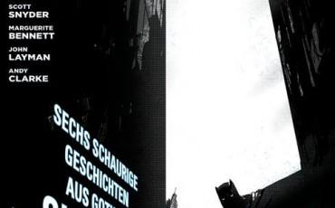 Batman: Schreckensnächte in Gotham City   © Panini