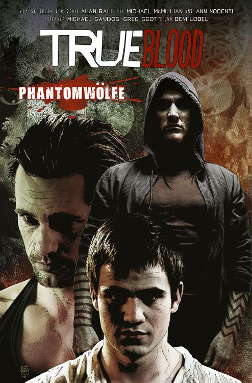 True Blood 5: Phantomwölfe | © Panini