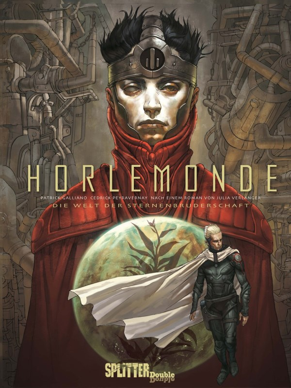 Horlemonde | © Splitter Verlag