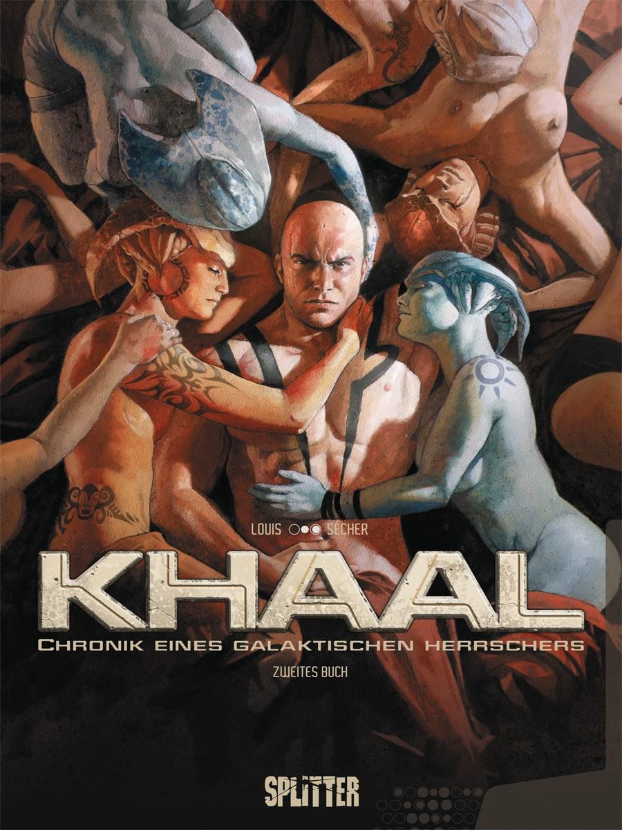 Khaal: Zweites Buch | © Splitter Verlag