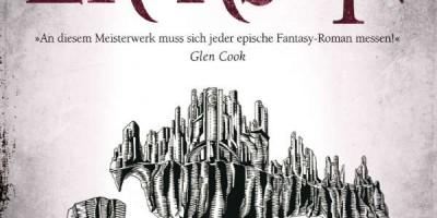 Das Spiel der Götter 4: Die eisige Zeit von Steven Erikson | © Blanvalet