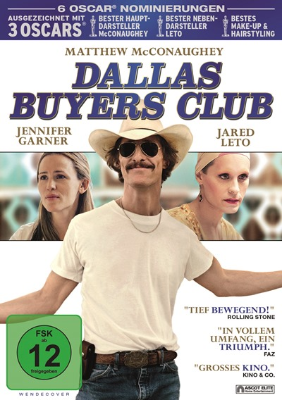 Dallas Buyers Club | © Ascot Elite