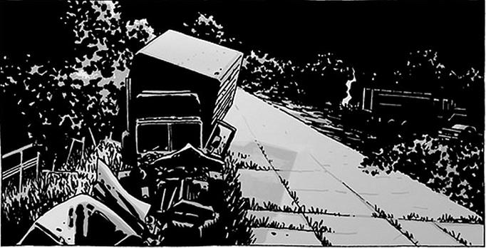 Ausschnitt aus The Walking Dead 10: Dämonen | © Cross Cult