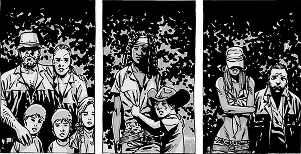 Ausschnitt aus The Walking Dead 10: Dämonen | © Cross Cult
