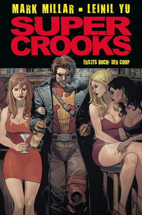 Super Crooks 1: Der Coup | © Panini
