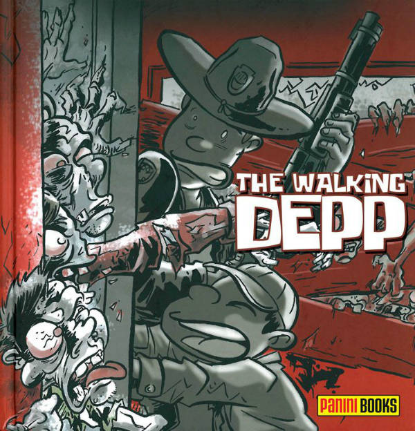 The Walking Depp 1 | © Panini