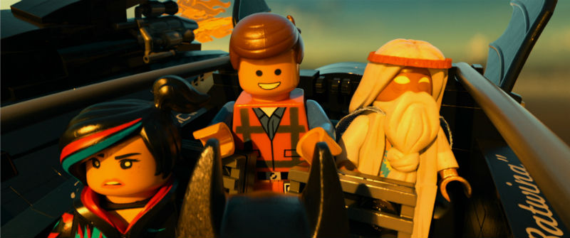 Szenenbild aus The Lego Movie | © Warner Home Video