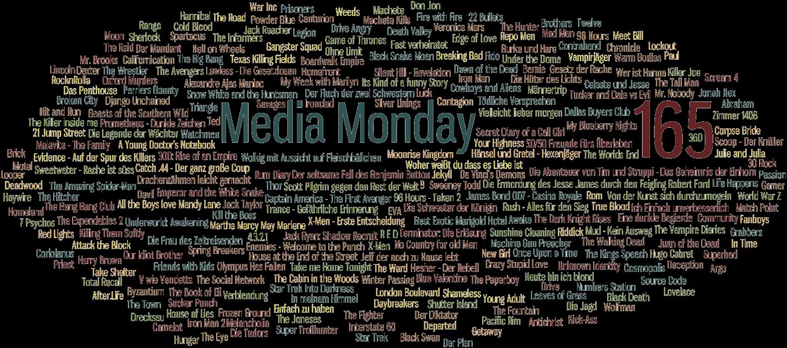 Media Monday #165
