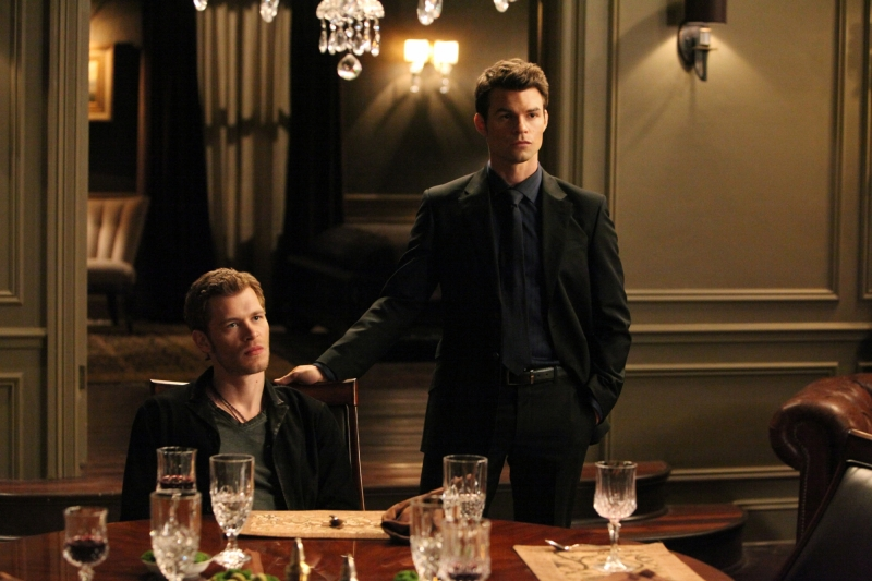 Szenenbild aus The Vampire Diaries   © Warner Bros.