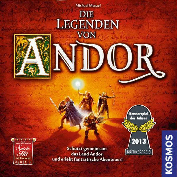 Die Legenden von Andor | © Kosmos Verlag