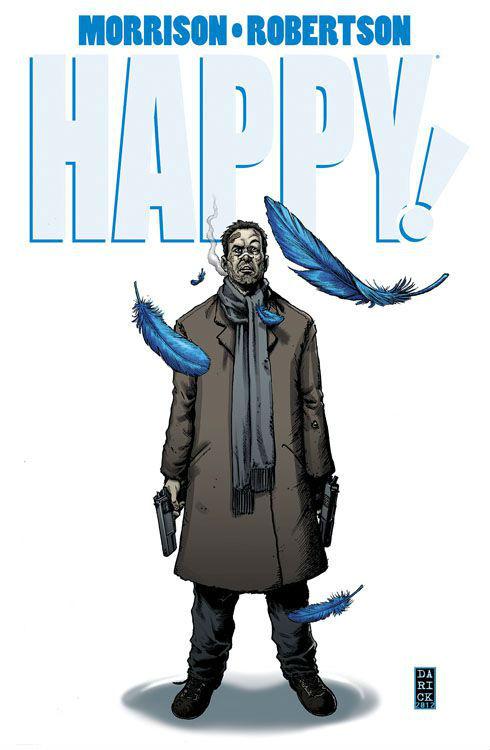 Happy! | © Panini