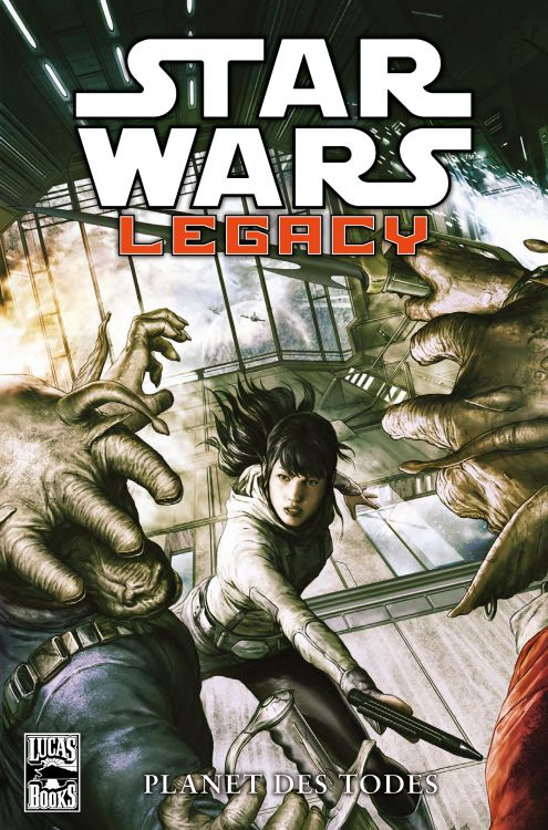 Star Wars: Legacy II, Teil 2: Planet des Todes | © Panini