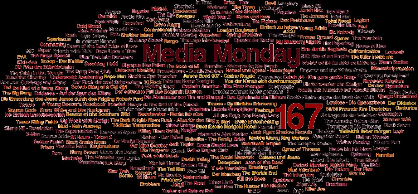Media Monday #167
