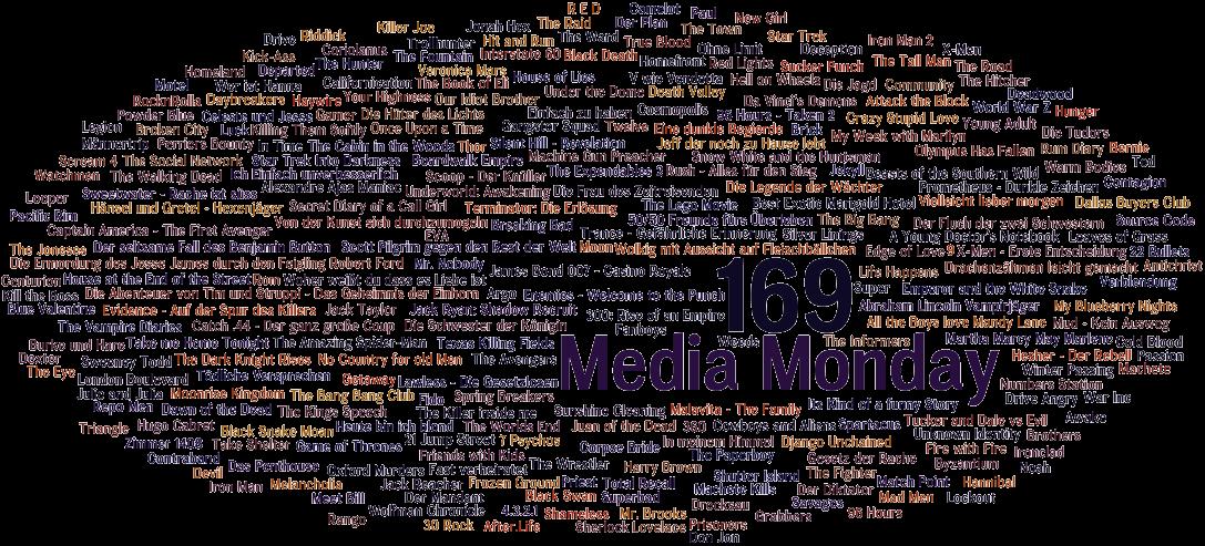 Media Monday #169