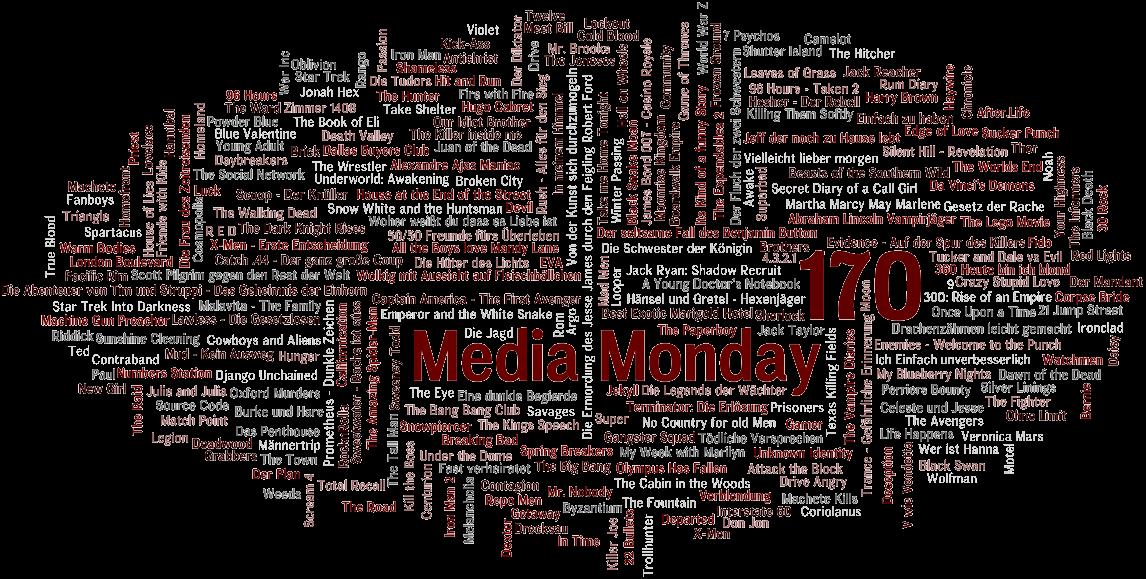 Media Monday #170