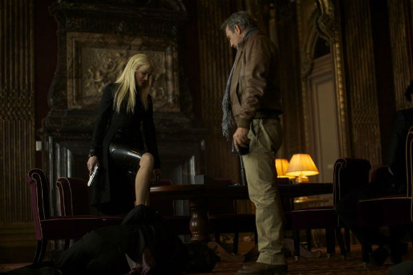 Szenenbild aus 3 Days to Kill   © Universum Film