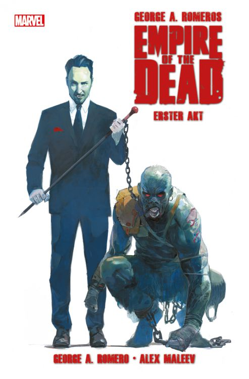 George A. Romero: Empire of the Dead 1 | © Panini