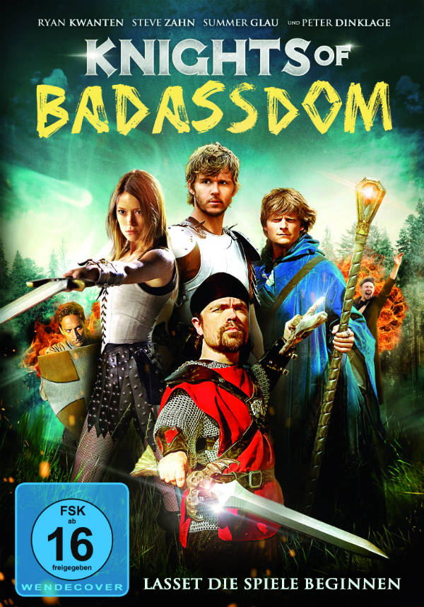 Knights of Badassdom | © Ascot Elite