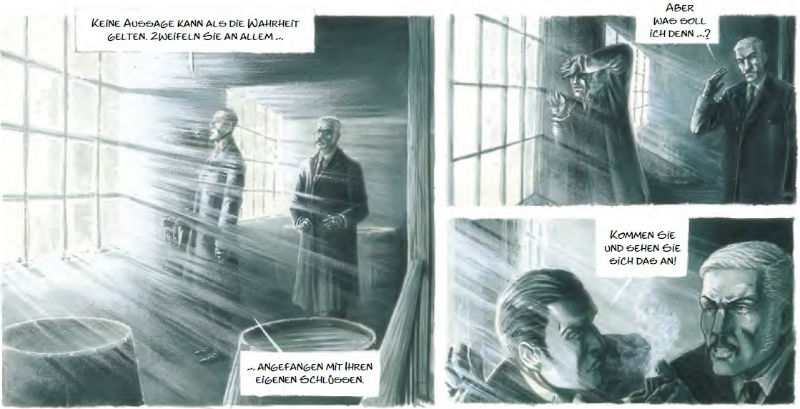 Ausschnitt aus Holmes (1854/†1891?) 2: Der Schatten des Zweifels | © Jacoby & Stuart