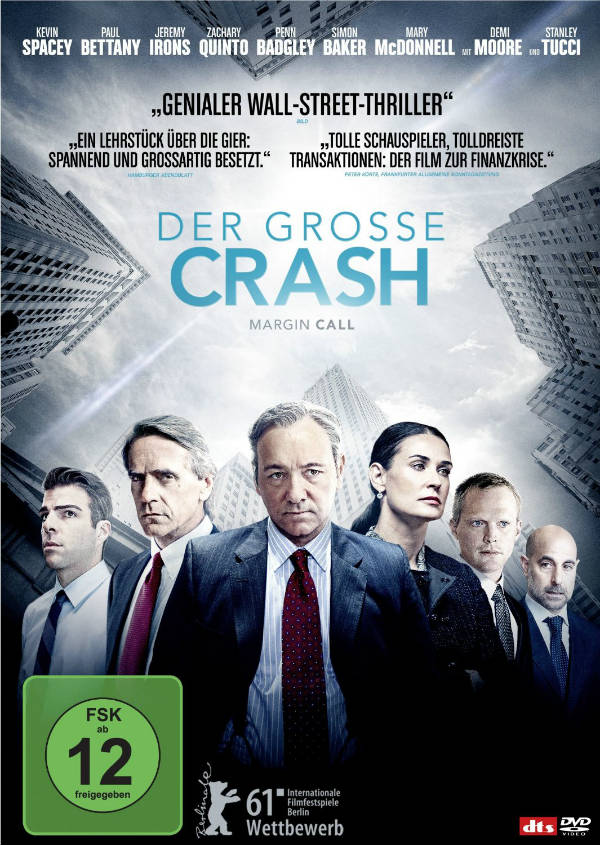 Der große Crash - Margin Call | © Koch Media