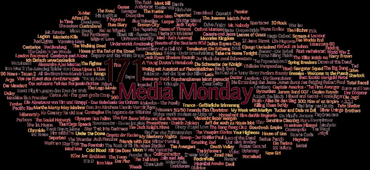 Media Monday #171