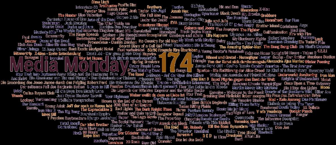 Media Monday #174
