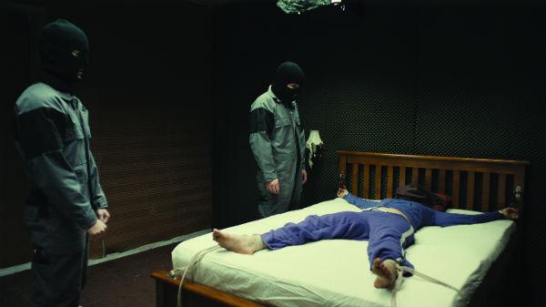 Szenenbild aus Spurlos - Die Entführung der Alice Creed | © Ascot Elite