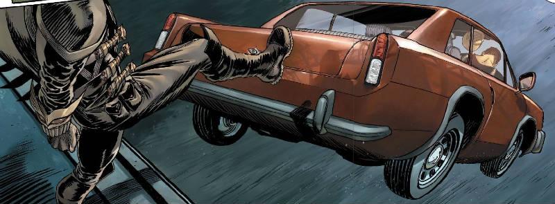 Ausschnitt aus Talon: Der Geheimbund von Gotham | © Panini