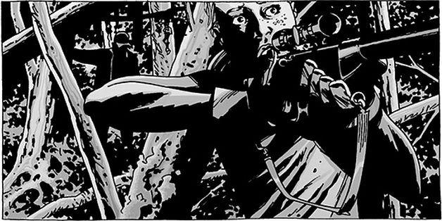 Ausschnitt aus The Walking Dead 11: Jäger und Gejagte | © Cross Cult