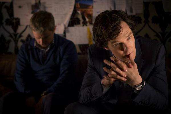 Szenenbild aus Sherlock | © polyband