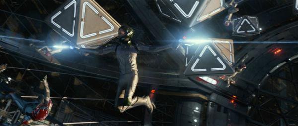 Szenenbild aus Ender's Game - Das große Spiel | © Constantin