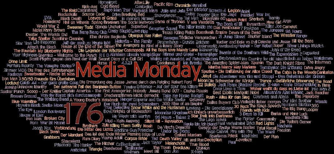 Media Monday #176