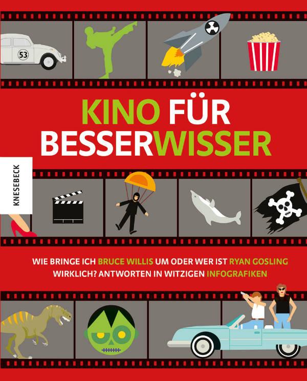Kino für Besserwisser von Karen Krizanovich | © Knesebeck Verlag
