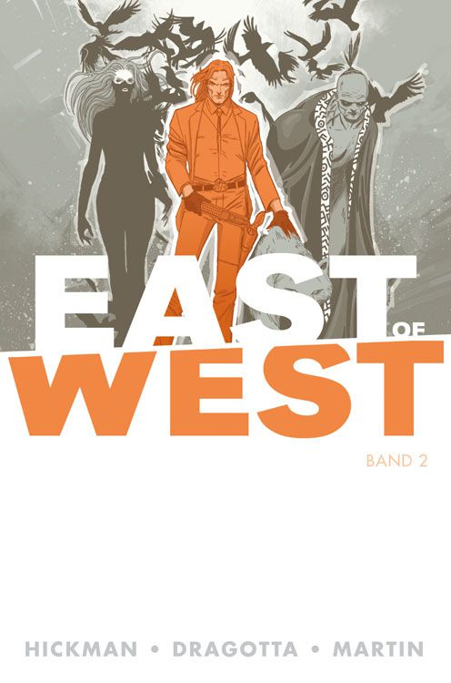 East of West 2 | © Panini