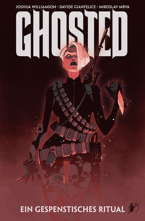 Ghosted 2: Ein gespenstisches Ritual | © Panini