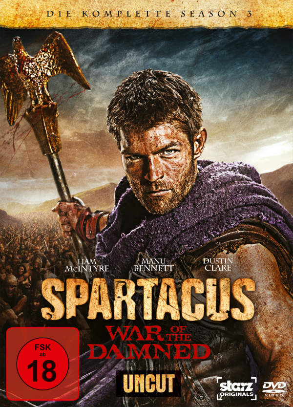 Spartacus: War of the Damned | © Twentieth Century Fox
