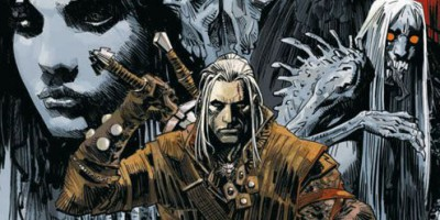 The Witcher 1: Im Glashaus | © Panini